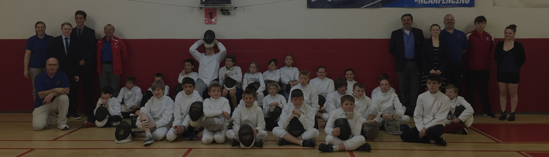 Fencing is a great sport for everyone!
