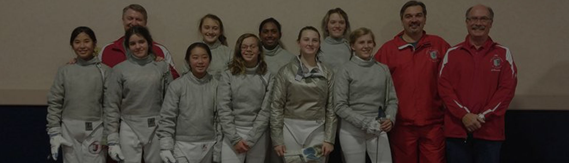 Fencing is a great team sport!